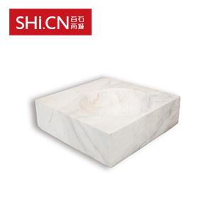 大理石洗手盆 XSP-037 爵士白