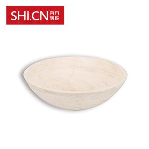 大理石洗手盆 XSP-048 木化石