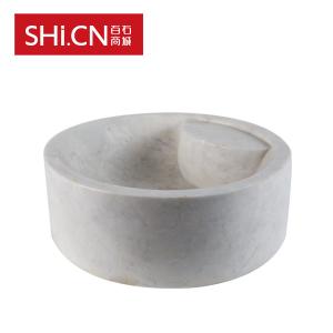 大理石洗手盆XSP-055 爵士白