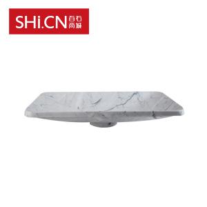 大理石洗手盆XSP-063 卡拉拉白