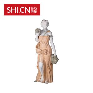大理石女雕像 家居艺术人物摆件 SDX-001
