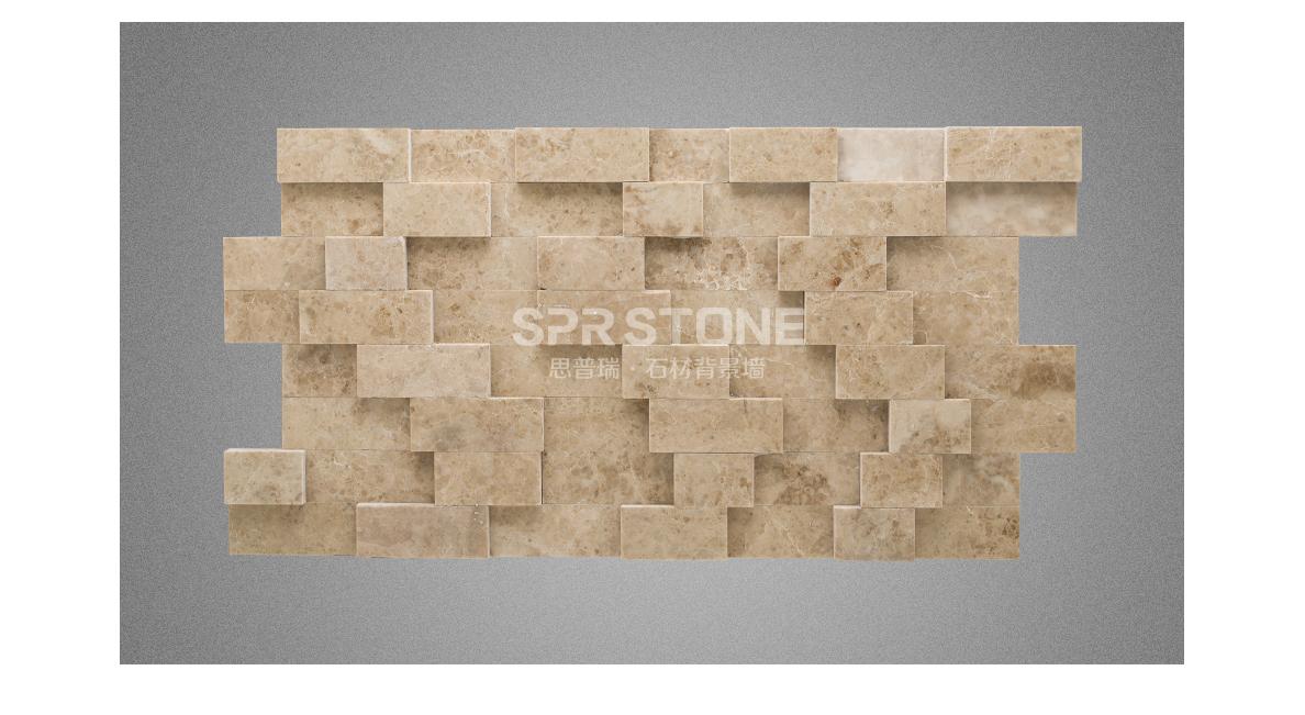 石材背景墙 008